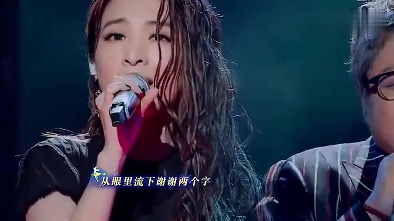 田馥甄和韩红的合唱团魔鬼的天使加入说唱元素