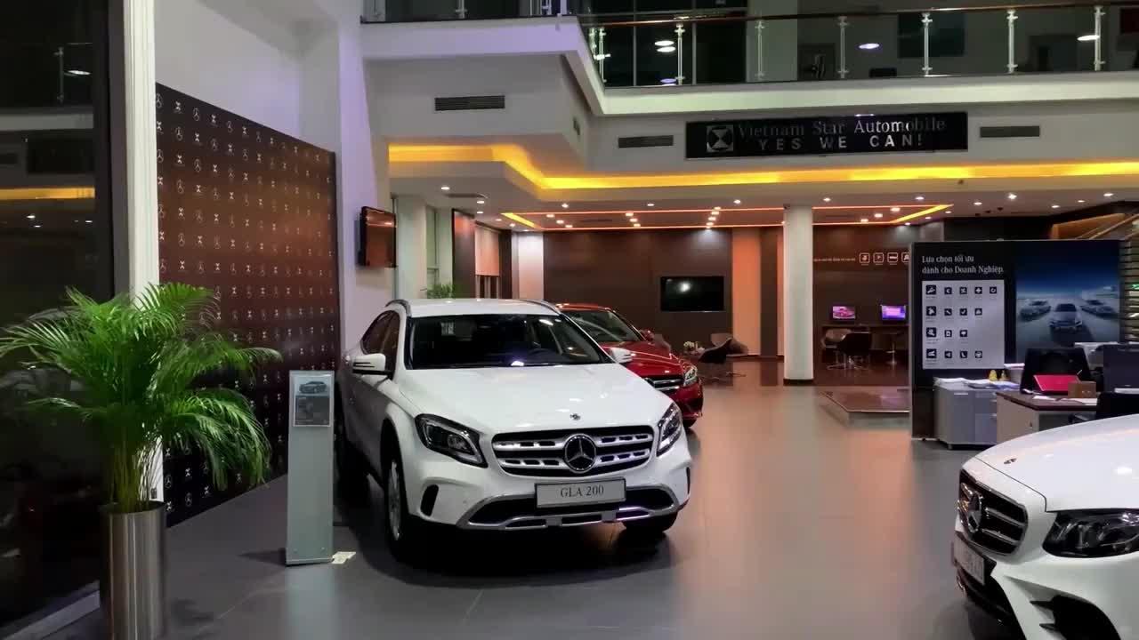 2020款奔驰迈巴赫S450到店鉴赏打开车门那刻才是奢华的开始