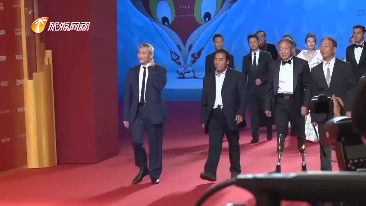 第22届上海电影节开幕众多明星携电影作品闪亮登场快来看看吧