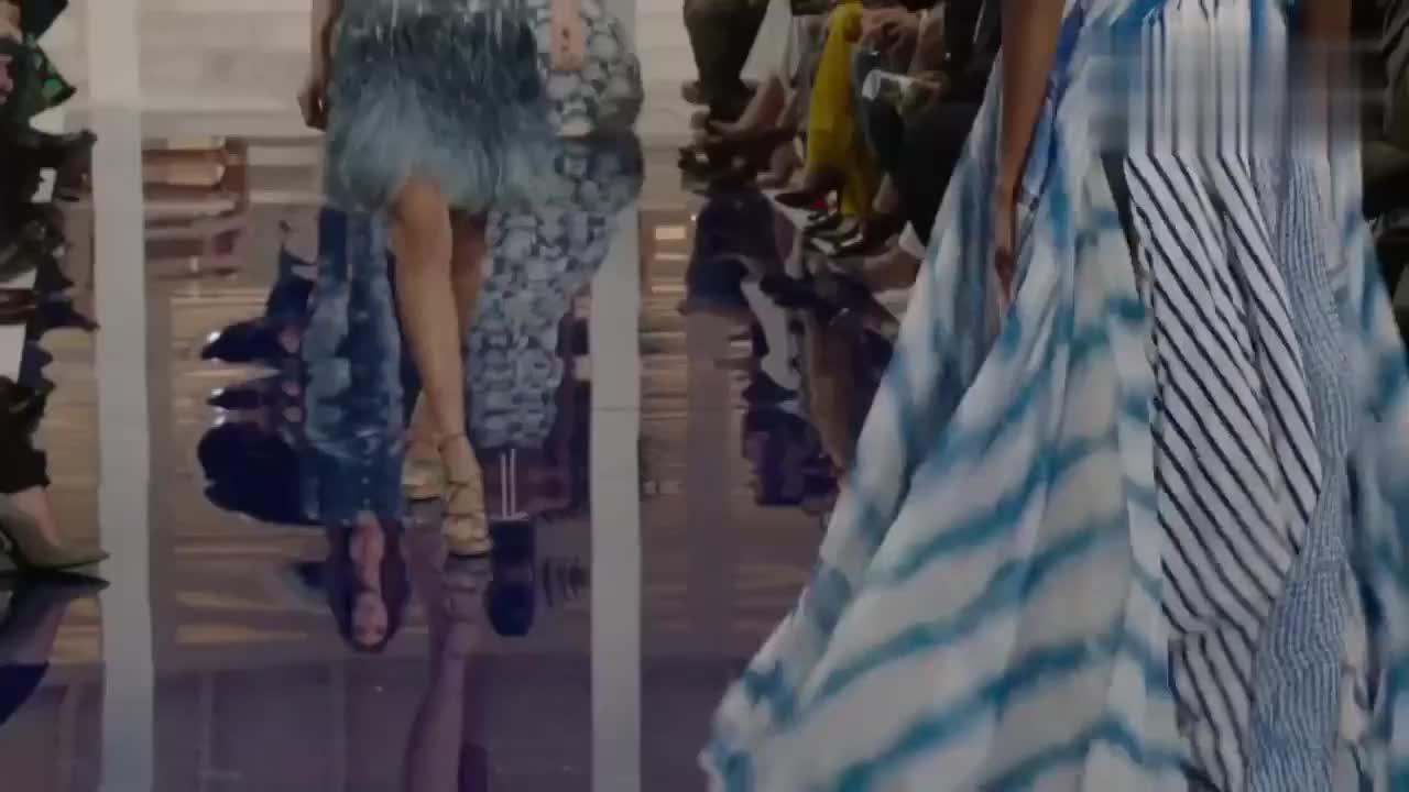 Ralph Lauren 2018春夏时装秀