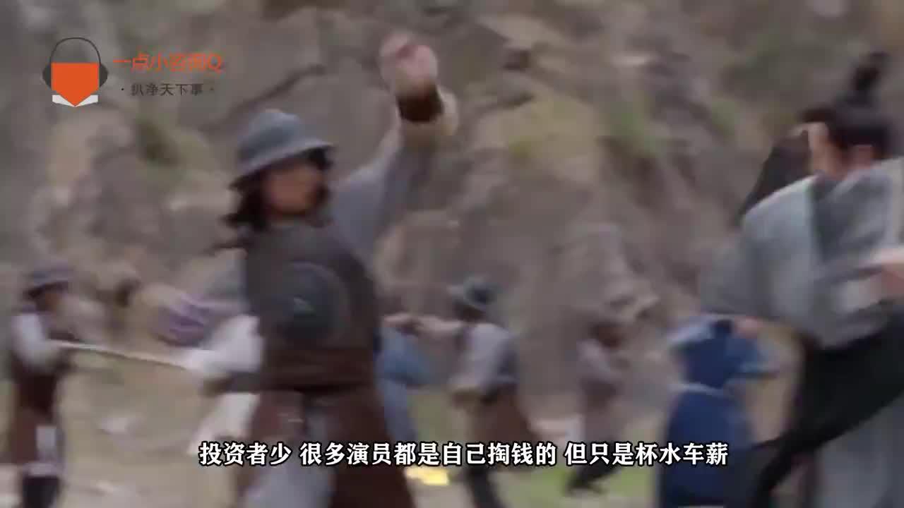 90年代的剧组有多穷小龙女可折刀剑的手套居然是一次性手套