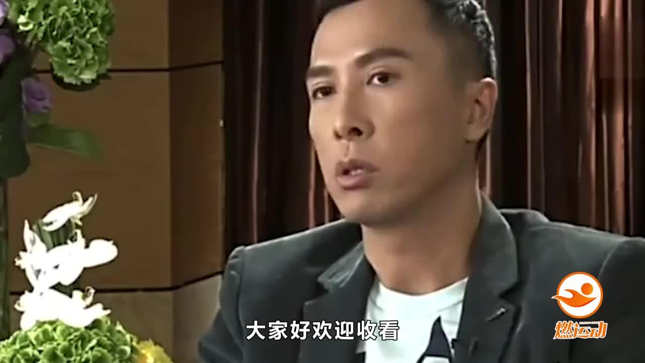 甄子丹抨击外籍爱国者却遭搏击冠军怒斥犀利提问引网友热议
