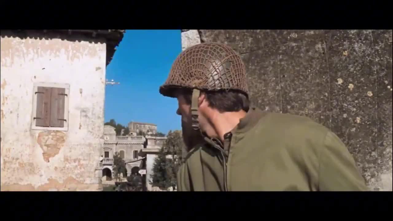 二战老电影-美军小队打劫德军黄金储备库
