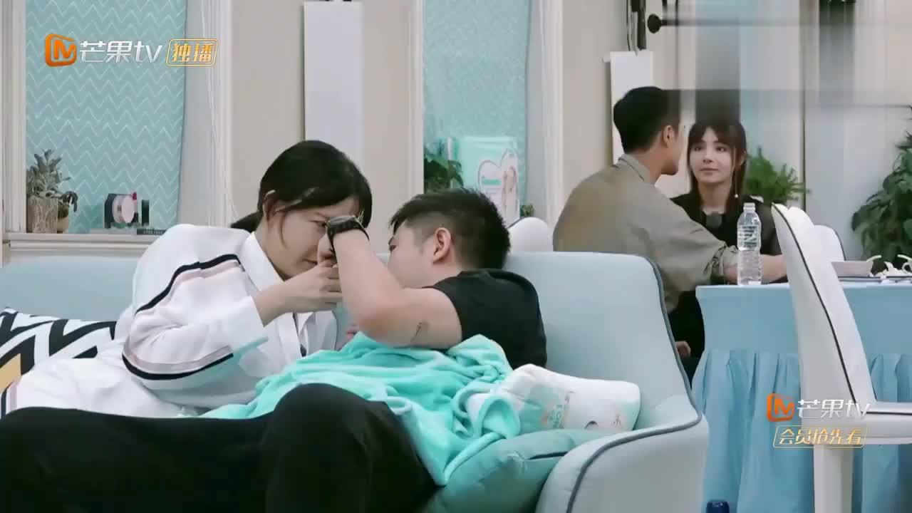 《新生日记》姜潮给三个丈夫导戏装醉的张徐宁让李艾有点满意