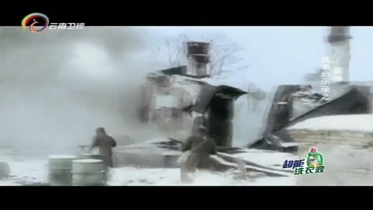 苏联的冬天让德军失去信心,镜头下的德军士兵被冻得无处可藏
