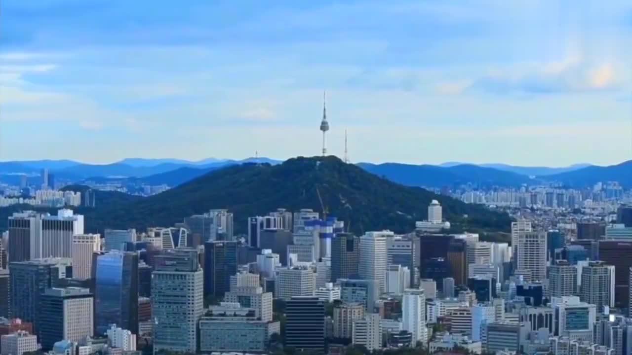 全方位航拍, 韩国第首尔VS印度孟买,谁是宇宙第一大城市