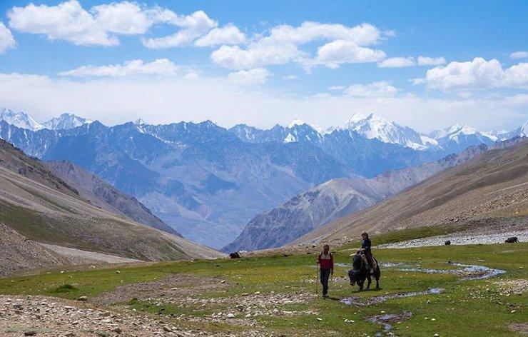 实拍阿富汗一与世隔绝的地方:无现代设施,生活祥和宛如世外桃源