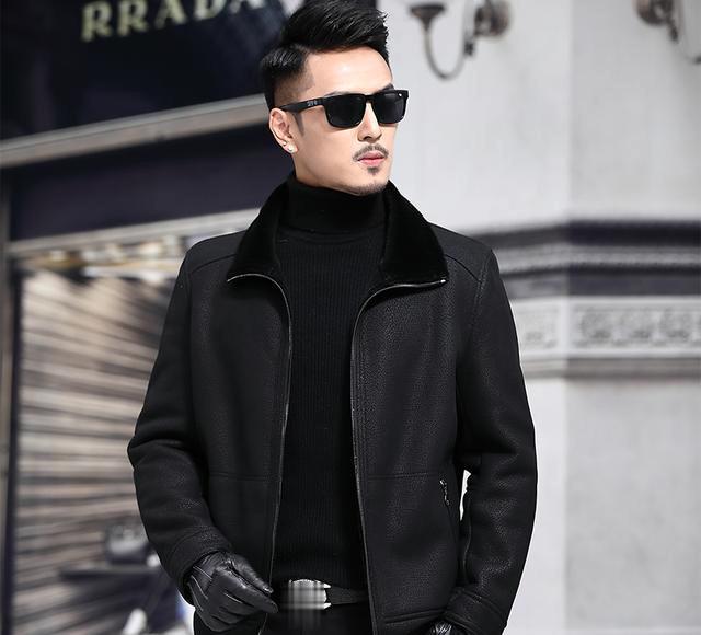12月新出一男装叫:叫踏雪服,不得不说,雨雪风霜都不冷