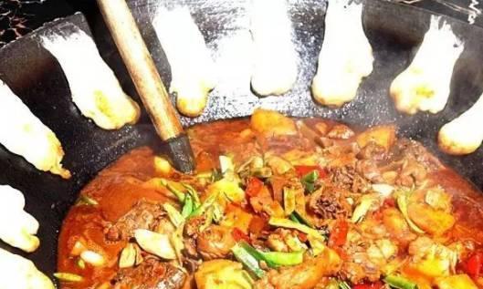特色地锅菜,俩荤一素,绝对让食客满意,总有一款地锅菜你会喜欢