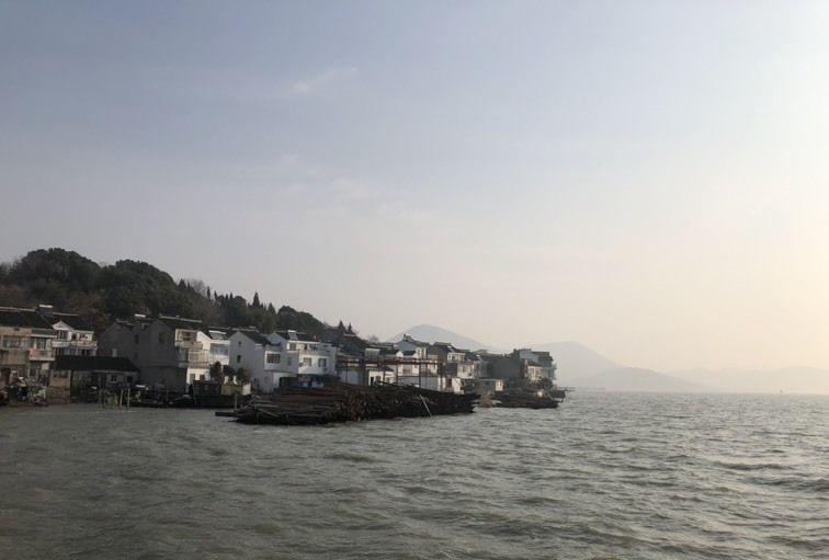 太湖渔港村美景欣赏