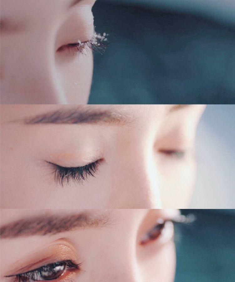 杨幂的眼睛,郑爽的漫画腿,盘点女明星最美的特征