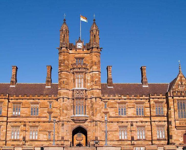 全球著名的高等学府之一,悉尼大学!