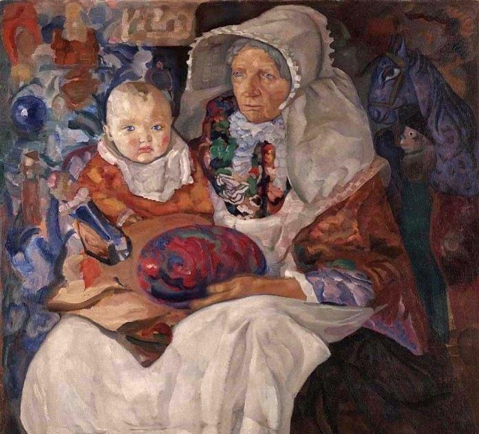 俄罗斯银色艺术时代的创造者之一:鲍里斯戈里耶夫(1886-1939)