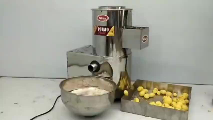 土豆切片机这机器适合家庭或者小本创业销售会有市场吗