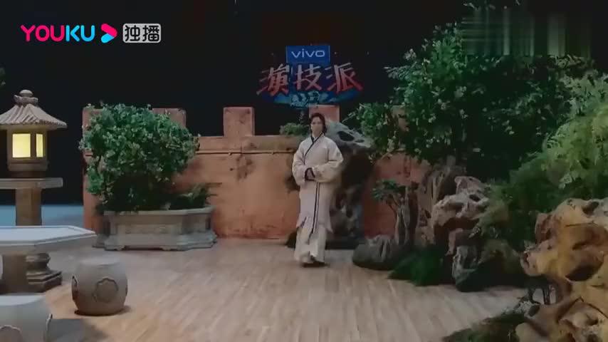 演技派袁咏仪张智霖同框飙戏粤语版夫差西施精彩绝伦
