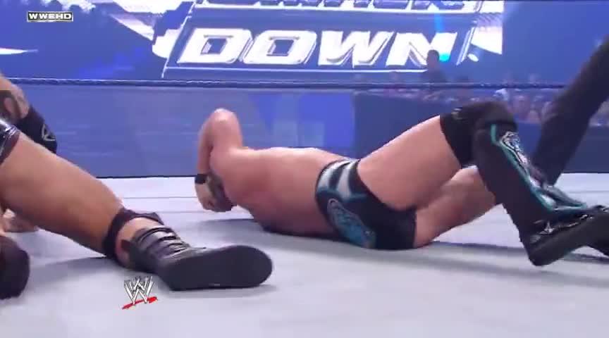 WWE:杰里科世界之王绰号的由来,这一战让野兽巴蒂抱头鼠窜!
