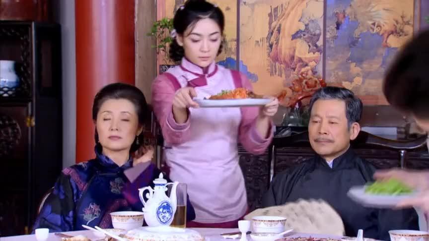 富家女嫁入婆家后饭桌上处处要求用娘家的规矩