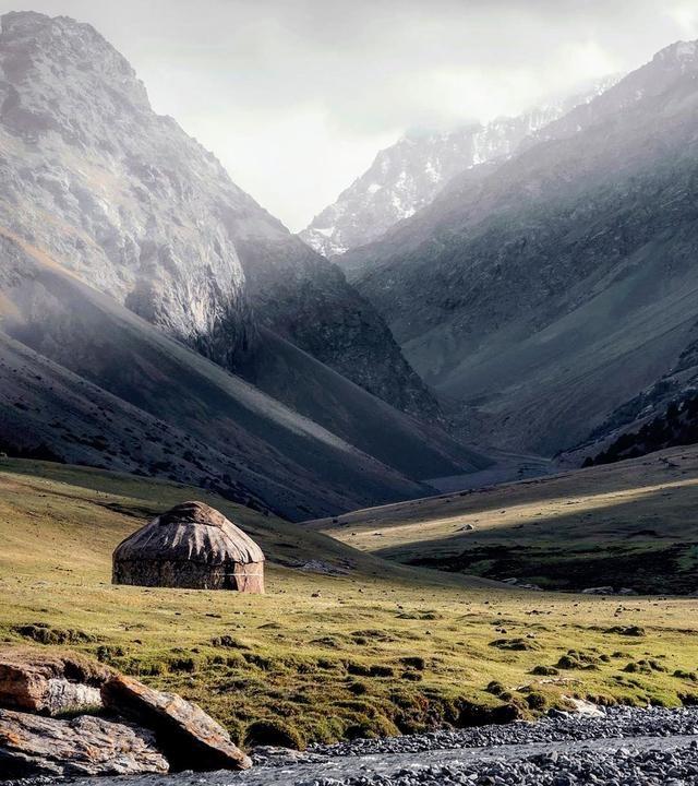 群山遍地的国度:吉尔吉斯斯坦,体验游牧的绝佳去处