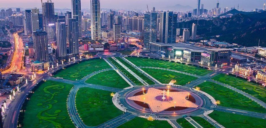 全球最大的广场,堪比四个天安门,就在中国