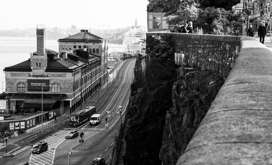 摄影博物馆(Fotografiska)——斯德哥尔摩九大经典地标之一