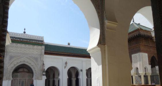 卡鲁因清真寺,是目前穆斯林世界最完好的图书馆之一!