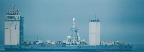 中国航天与汽车界再出大新闻,WEY品牌的火箭成功发射