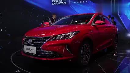 「2018北京车展」配置很不错解读长安逸动XT