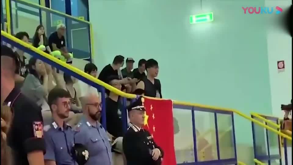 《这就是灌篮》大魔王张宁征战世界大学生运动会精彩集锦!
