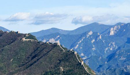 探秘河北金山岭长城 曾为兵家必争之地 风雨六百年仍保存完好