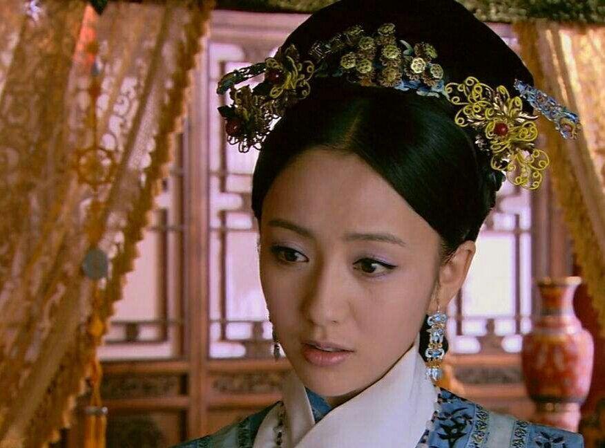 《宫锁心玉》年素言,佟丽娅倾情献映,演绎最美华妃