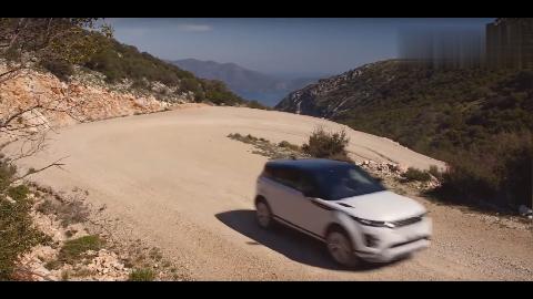 2020路虎揽胜极光R-DynamicS紧凑型SUV在城市和山区都很舒适