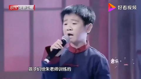 徐小明与杨钰莹现场合唱粤语版的《万里长城永不倒》好听极了