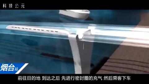 震惊世界,中国高铁比飞机还快,大连到烟台不到一根烟工夫