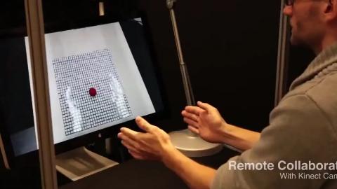 麻省理工学院发明的惊人技术有形媒体,这才叫真正的虚拟与现实