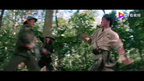 一部热血爆燃的越战猛片真功夫搏击岂止是精彩难言的视觉冲击