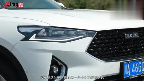 让轿跑SUV哈弗F7x,带你体验最in最潮的成都玩法   麻辣视频