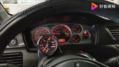 大名鼎鼎 经典战车 二手比新车还贵实拍体验三菱Evo9