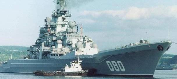 全球头号巡洋舰复活,可击沉一千公里外航母,2艘055都无法相比