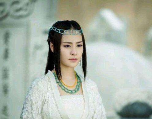 阿娇最美的5个古装造型,巽芳上榜,最后一个宛若公主!