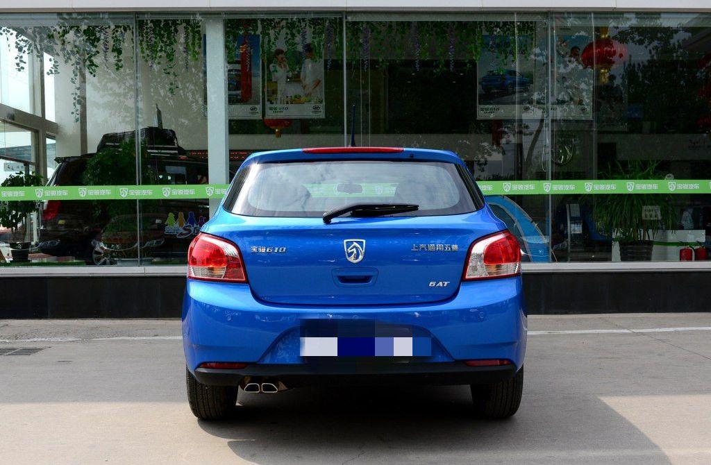 宝骏610实用派的新选择,品质诚意提升,你喜欢这样的车型吗?