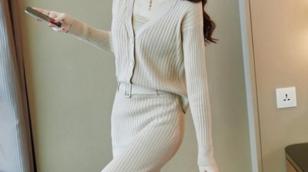 """1米6以下的女人,建议多穿""""显高""""套装,洋气拔高,款款想剁手"""