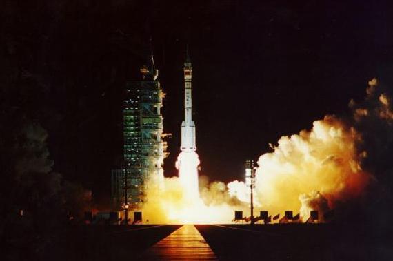 20年前的今天,它迈出了中国载人航天工程走向太空的第一步