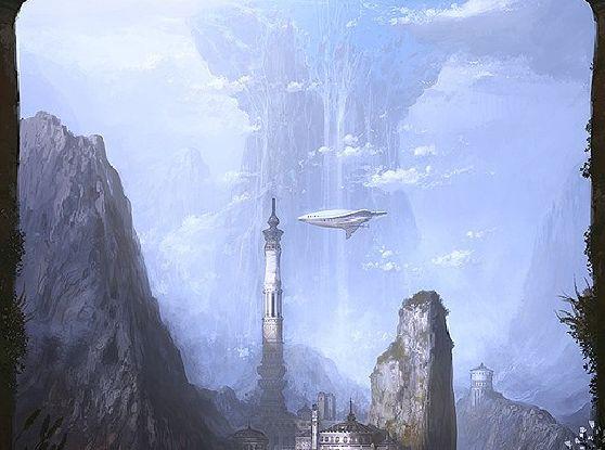 插图:西方游戏场景图片分享,图2出自太阳风暴