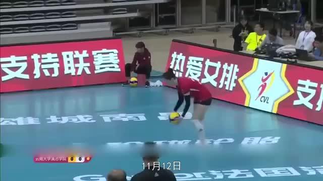 女排关键排名朱婷第1张常宁第10王一梅刘晏含落榜奥运还打吗
