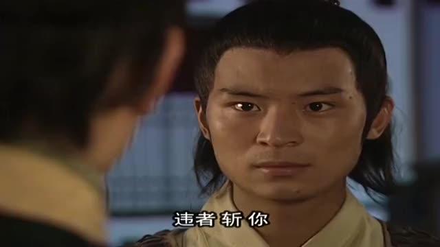 罗成一天水米未进被逼出战得胜回城让李元吉拒之门外