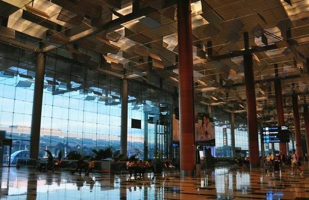 最全新加坡樟宜机场游玩攻略,承包机场界的颜值