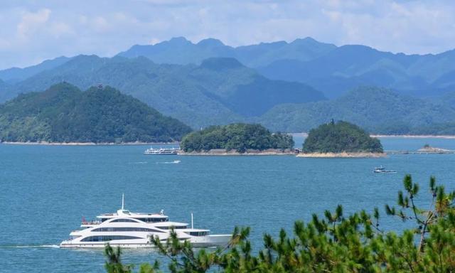 千岛湖 | 一个连天气都无法左右它美丽的地方