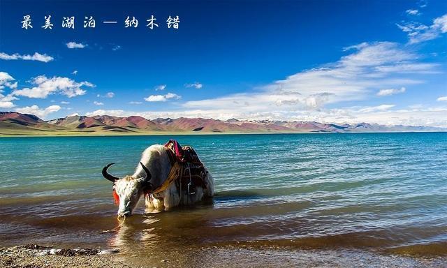 全中国第三美湖泊,西藏最美的一线风景,文艺者的天堂