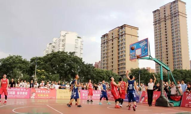"""第三届""""长子农商银行杯""""夏季篮球联赛总决赛圆满落幕"""