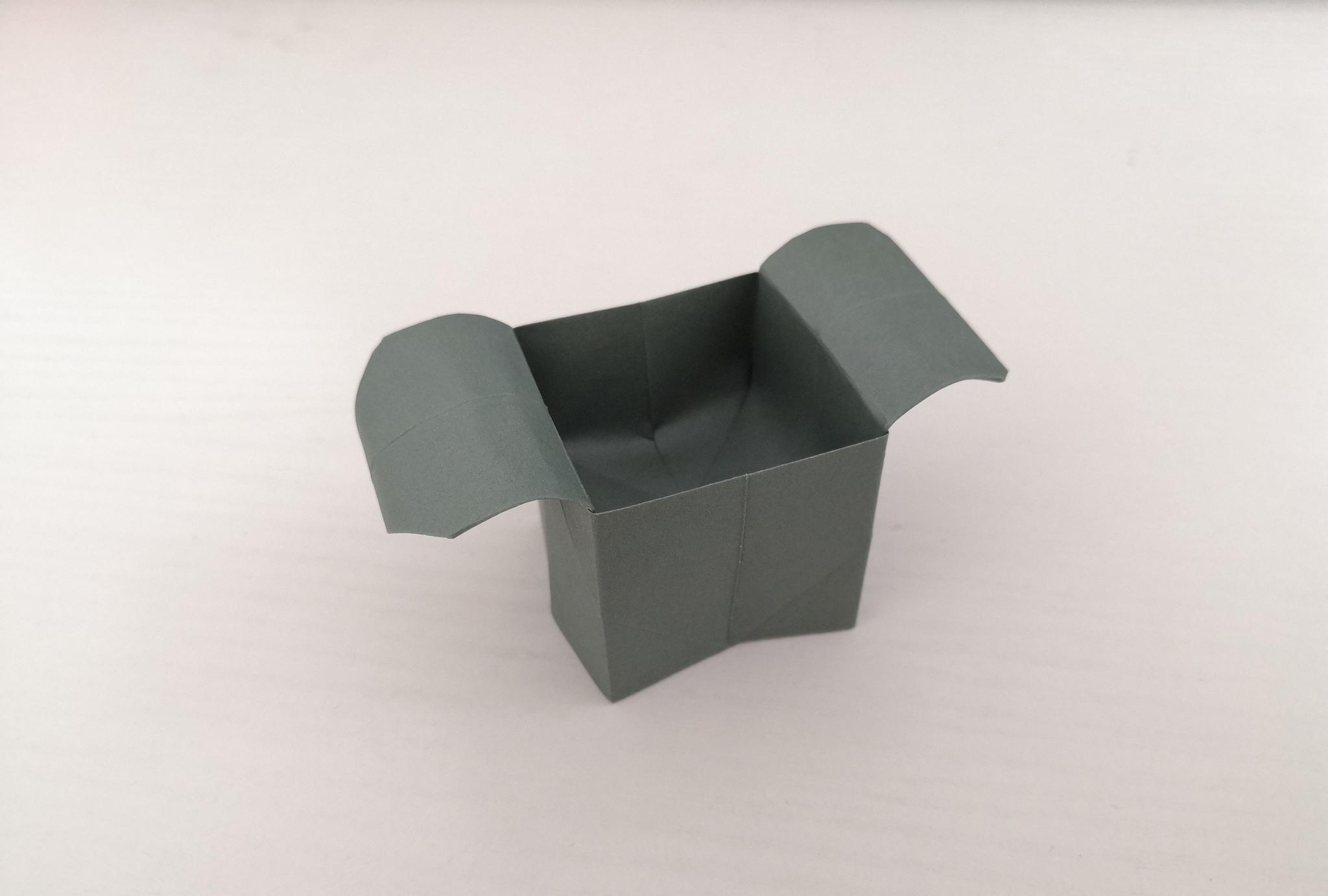 好看又实用的收纳盒,折法简单易学,赶快动动巧手折一折